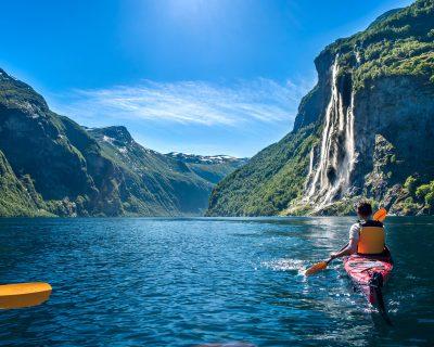 Slik får du en romantisk weekend i Norge