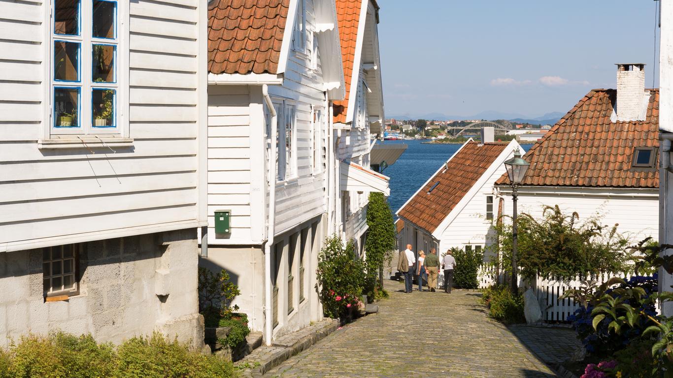 Hvor Lang Tid Tar En Pakke Fra Oslo Til Stavanger